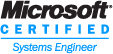 Logo: Microsoft Certified Systems Engineer